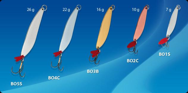 Boleń (BO) Examples