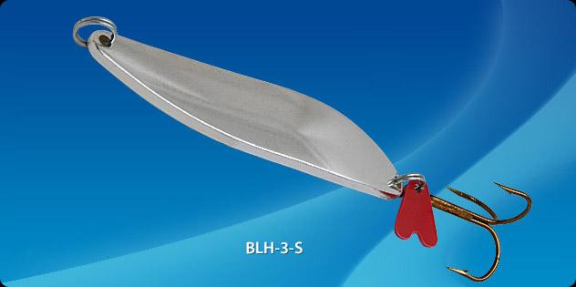 Boleń Heavy (BLH) Examples