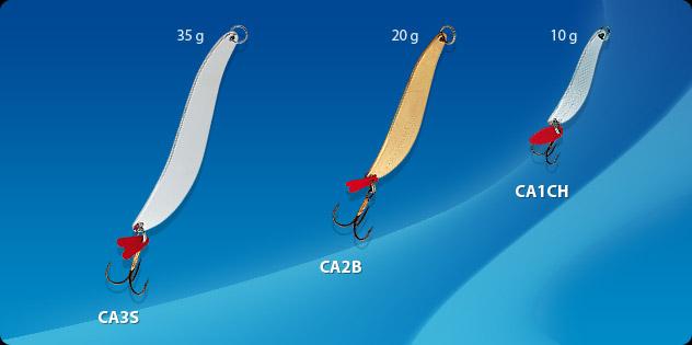 Castor (CA) Examples